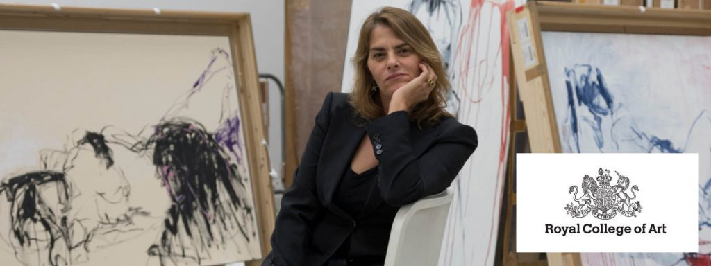Royal Collage of Art Tracey Emin